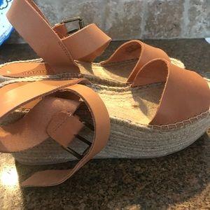 8cf3c10da8c Soludos Shoes - Soludos Minorca High Platform Sandal 7.5 Nude